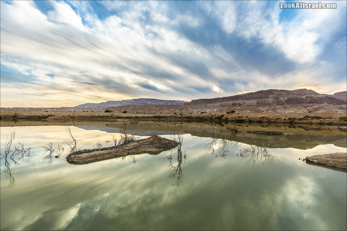 Гора Сдом | LookAtIsrael.com - Фото путешествия по Израилю