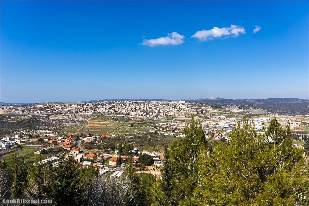 Гора Бетах и тропа Нормана   Betah mount and Norman's Trail   הר בטח ושביל נורמן   LookAtIsrael.com - Фото путешествия по Израилю