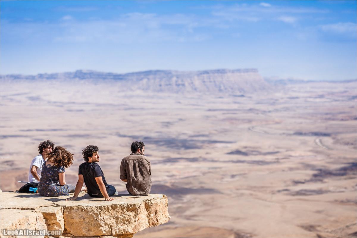 Махтеш Рамон, Махтеш Гадоль и Махтеш Катан | LookAtIsrael.com - Фото путешествия по Израилю