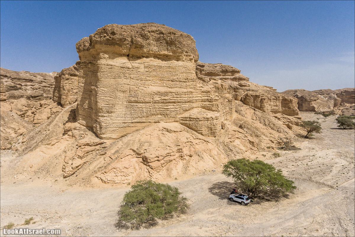 Взгляд свысока: Ручей Фаран и каньон Ада