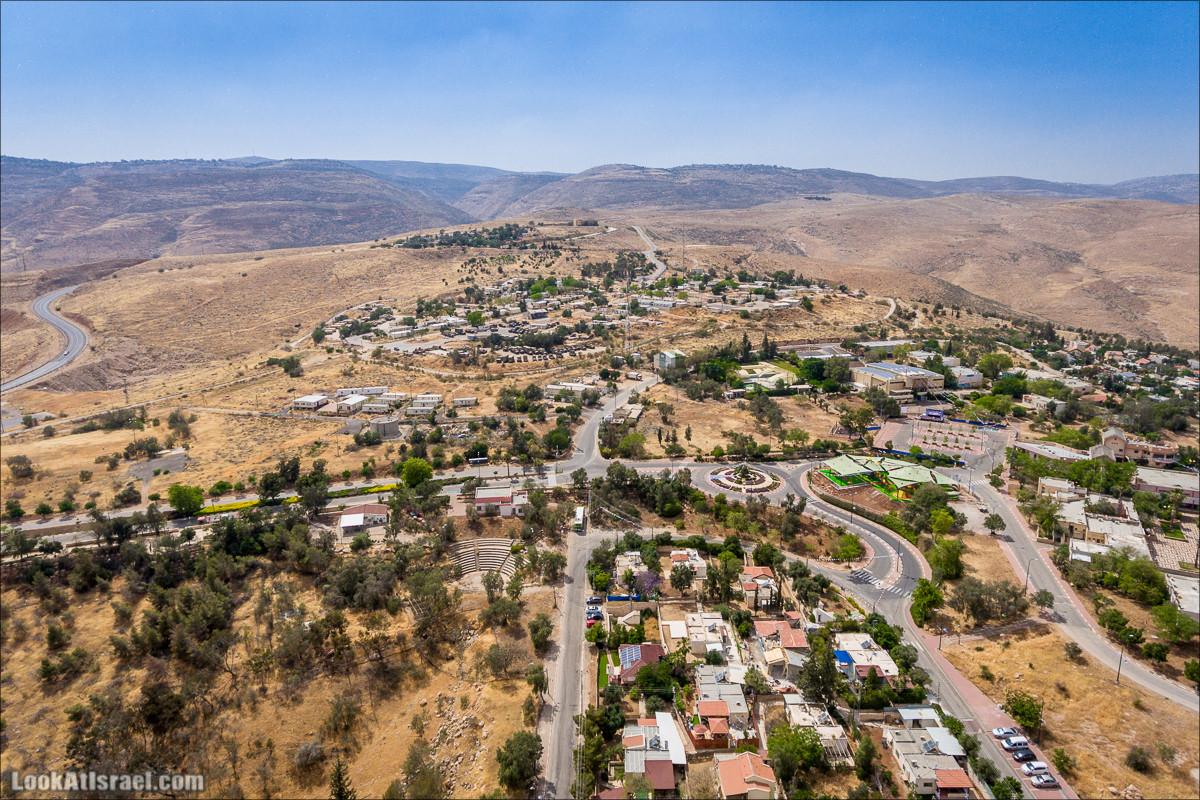 Взгляд свысока: Маале Эфраим и Иудейская пустыня