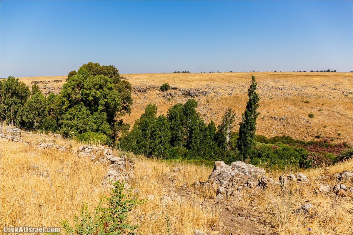 Нахаль Эль Аль, Черный и Белый водопады | Nahal El Al, Black and White Waterfalls | נחל אל על, מפלים שחור ולבן LookAtIsrael.com - Фото путешествия по Израилю