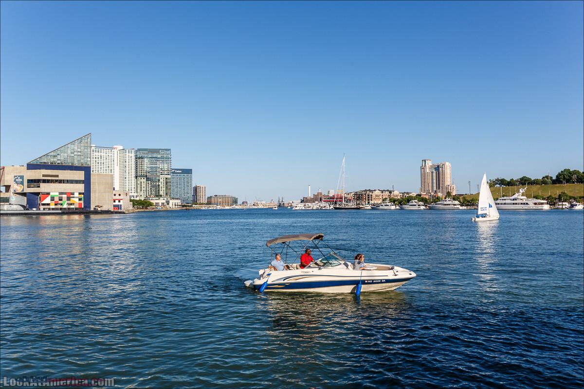 Балтимор | LookAtAmerica.com - Большое Американское путешествие LookAtIsrael.com