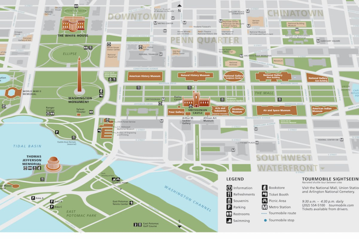 Вашингтон карта | LookAtAmerica.com - Большое Американское путешествие LookAtIsrael.com