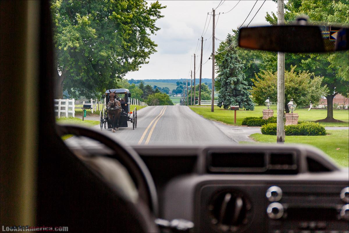 Амиши   LookAtAmerica.com - Большое Американское путешествие LookAtIsrael.com