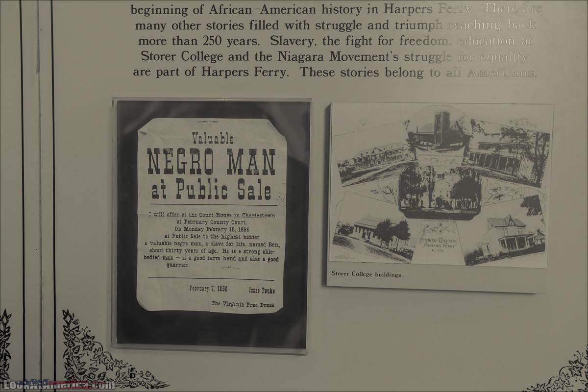 Харперс Ферри   Harpers Ferry   LookAtAmerica.com - Большое Американское путешествие LookAtIsrael.com