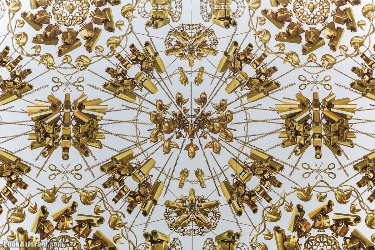Выставка Ай Вейвея в музее Израиля   Ai Weiwei in Jerusalem   LookAtIsrael.com - Фото путешествия по Израилю