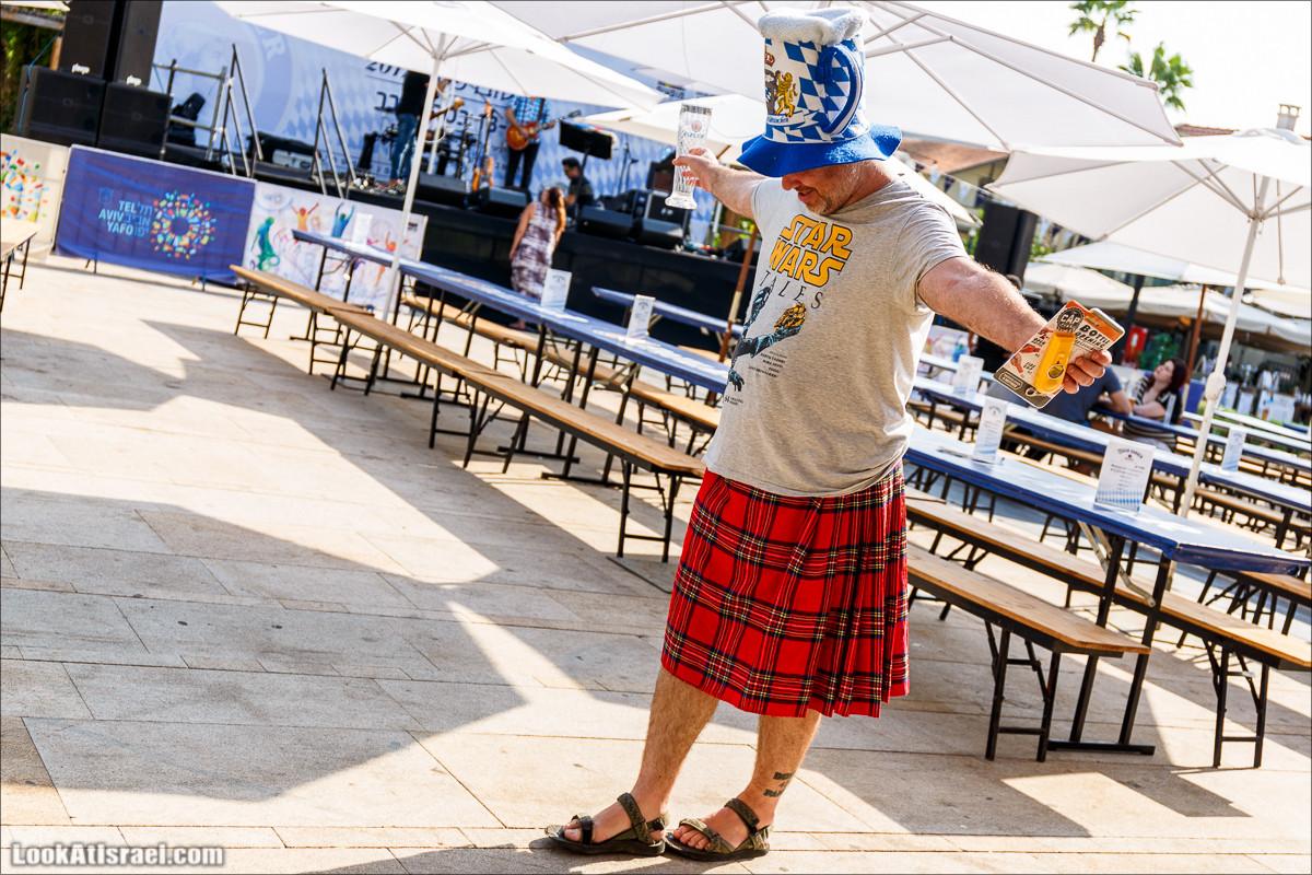 Октоберфест в Сароне, Тель-Авив | LookAtIsrael.com - Фото путешествия по Израилю