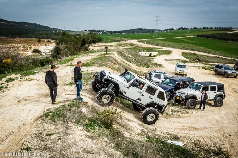 Jeep Show - сбор джиперов Израиля | LookAtIsrael.com - Фото путешествия по Израилю