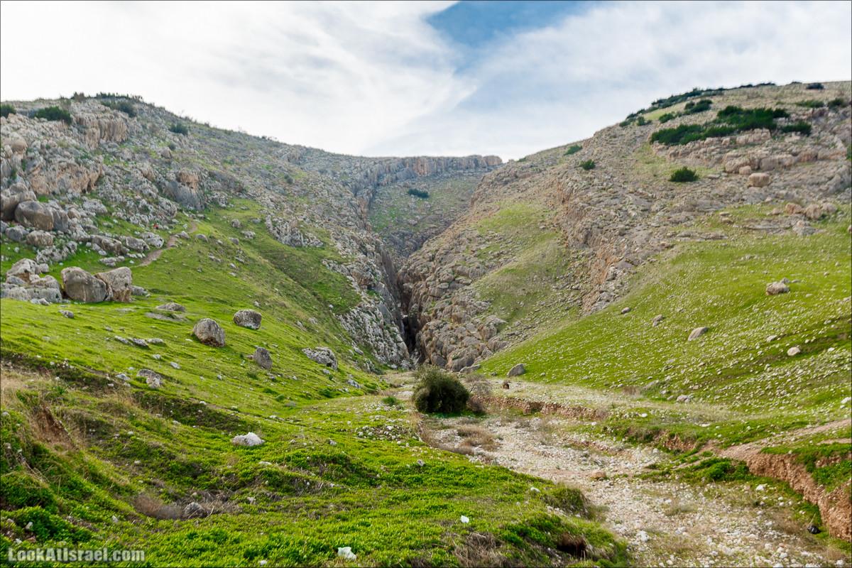 Ущелье Талкид -Вади Кууд Аяде(ואדי קועוד עידה) в заповеднике Умм Зука | Wadi Feiran | ואדי פיראן | LookAtIsrael.com - Фото путешествия по Израилю