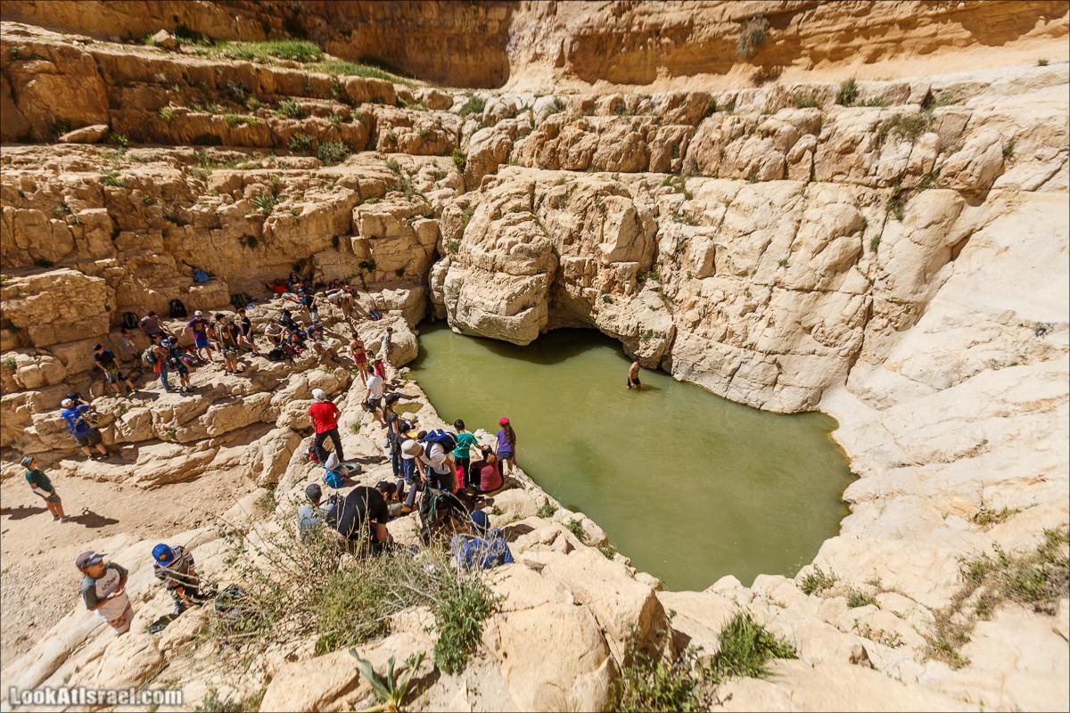 Ущелье Кина и развалины Уза и Радум | LookAtIsrael.com - Фото путешествия по Израилю