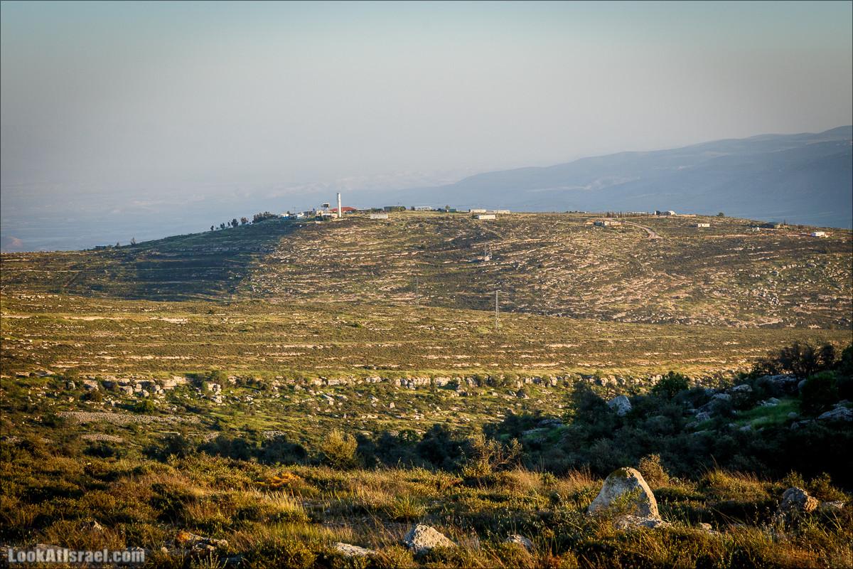 Самария: Итамар, Гиват Янох, ферма Гивот Олам | LookAtIsrael.com - Фото путешествия по Израилю