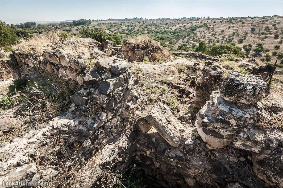 Крепость Атерет   LookAtIsrael.com - Фото путешествия по Израилю