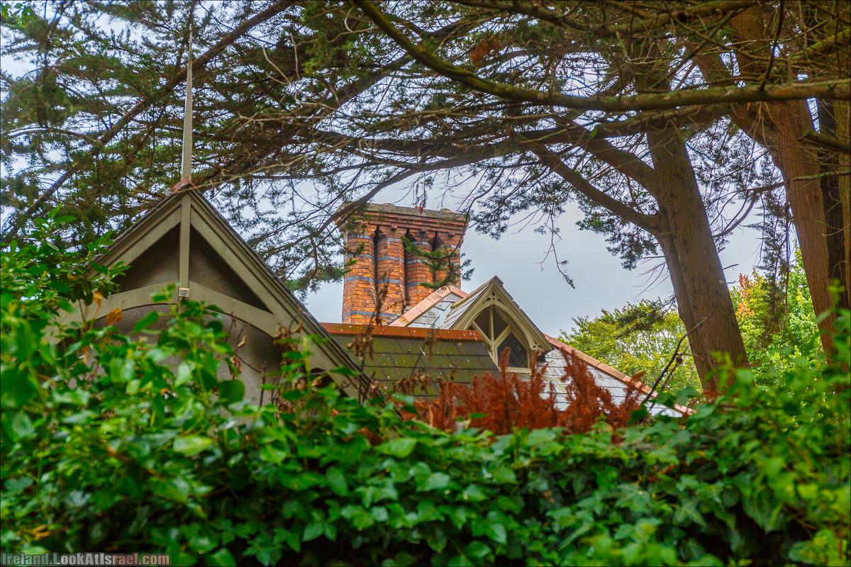 Дублин - Феникс парк и его олени, Национальный музей лепреконов и его сказки - LookAtIsrael.com путешествует по Ирландии