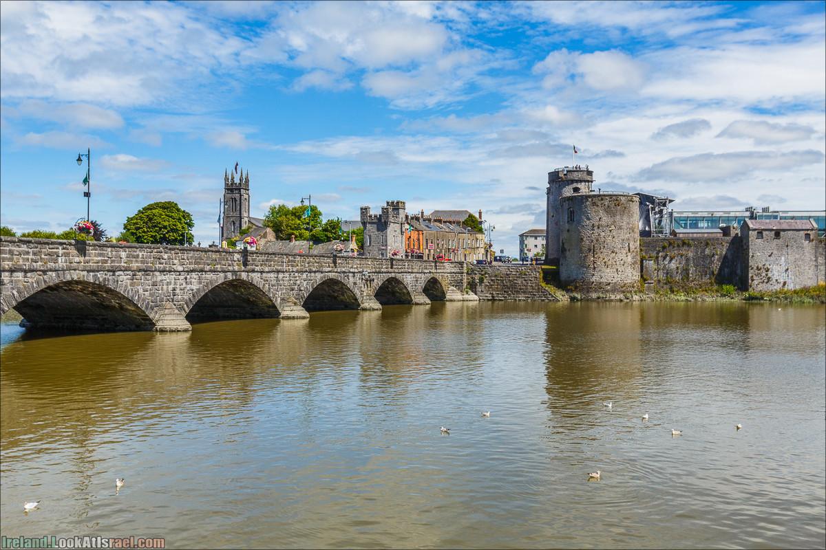 Одноэтажная Ирландия — Лимерик и Килларни