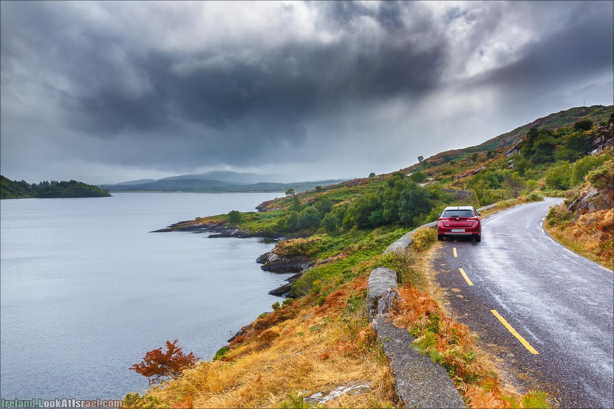 Про ирландские дороги, ведущие в маленькое гнездышко Кенмар