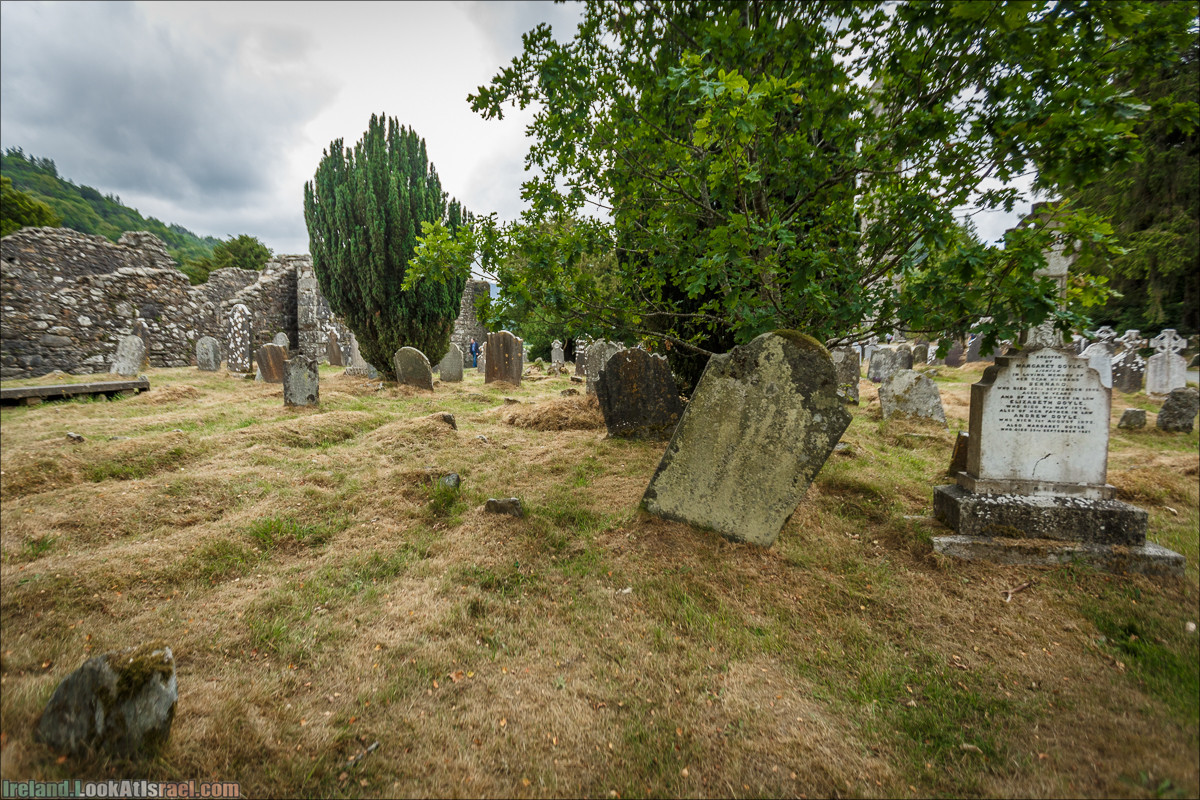 Парк и озера Глендалох | Glendalough | LookAtIsrael.com путешествует по Ирландии
