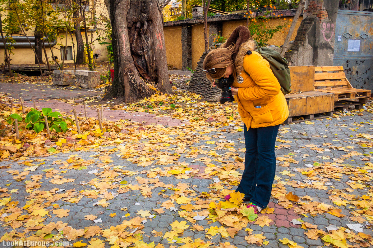 Осень в Одессе   LookAtIsrael.com - Фото путешествия по Израилю