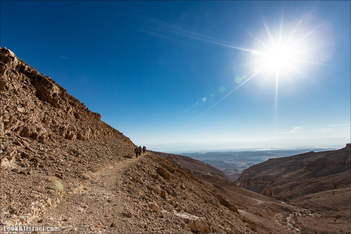 Ущелье Нахаль Акрабим | נחל עקרבים | LookAtIsrael.com - Фото путешествия по Израилю
