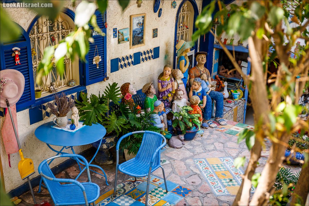 Случайные фотографии тель-авивских... игрушек и двориков 30