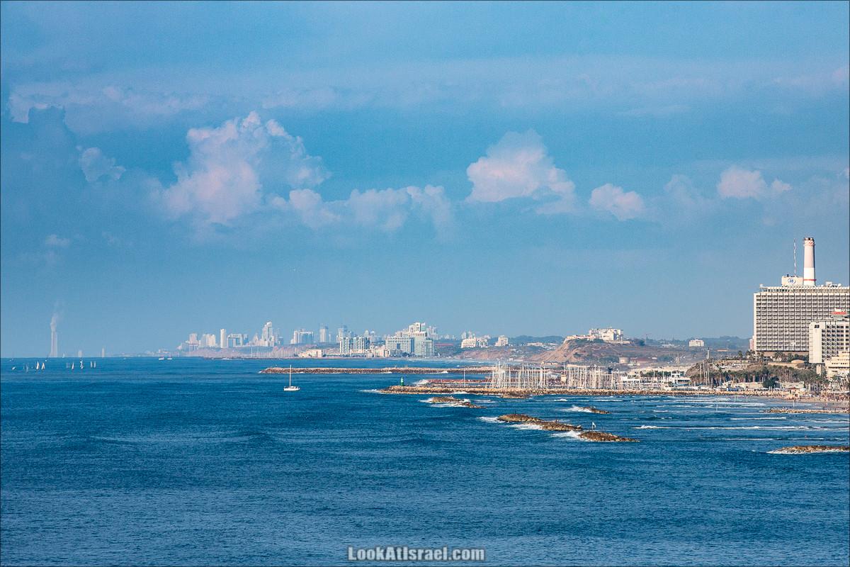 От Тель-Авива до Кейсарии   LookAtIsrael.com - Фото путешествия по Израилю
