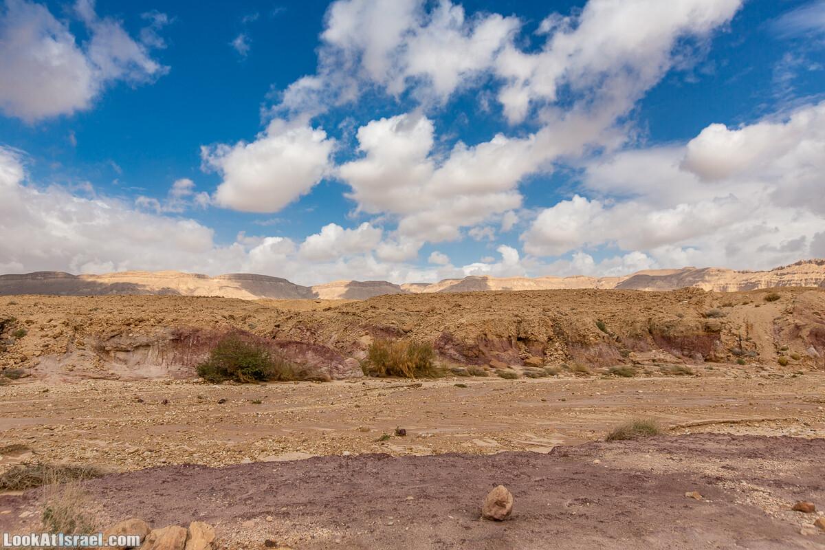 Махтеш Катан (Малый кратер) и Маале Эли | Small Makhtesh & Eli Ascent | מכתש הקטן ומעלה אלי | LookAtIsrael.com - Фото путешествия по Израилю