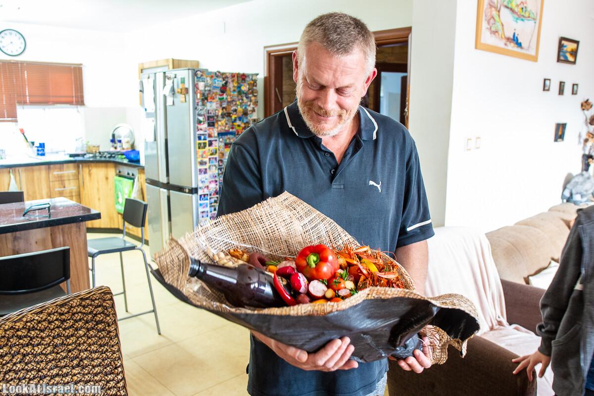 Букет с пивом и раками, BeerTime | LookAtIsrael.com - Фото путешествия по Израилю