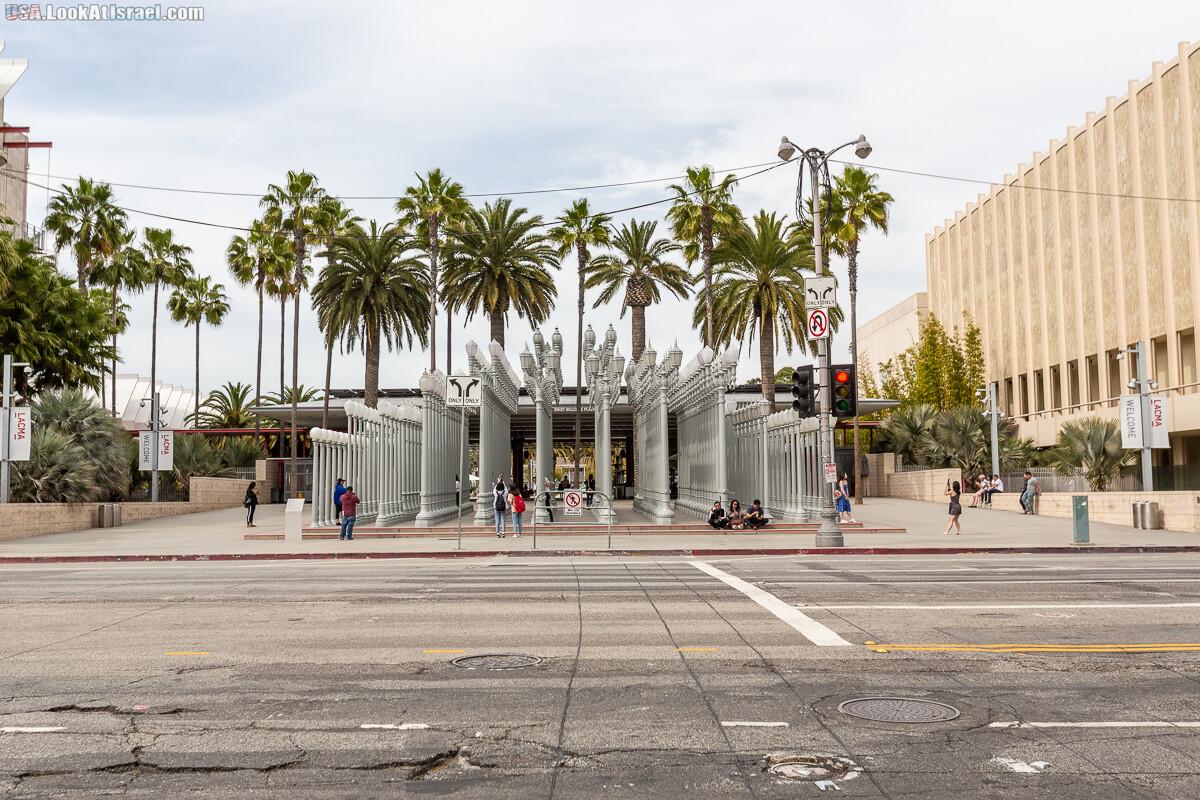 Лос Анджелес, бульвар Голливуд и обсерватория Гриффина | LookAtIsrael.com - Фото путешествия по Израилю