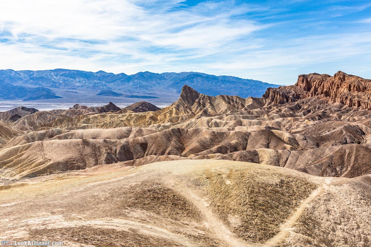 Долина Смерти и провинциальный Битти | Death Valley and Beatty | LookAtIsrael.com - Фото путешествия по Израилю