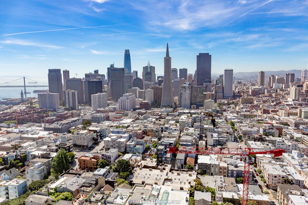Сан Франциско город на стиле