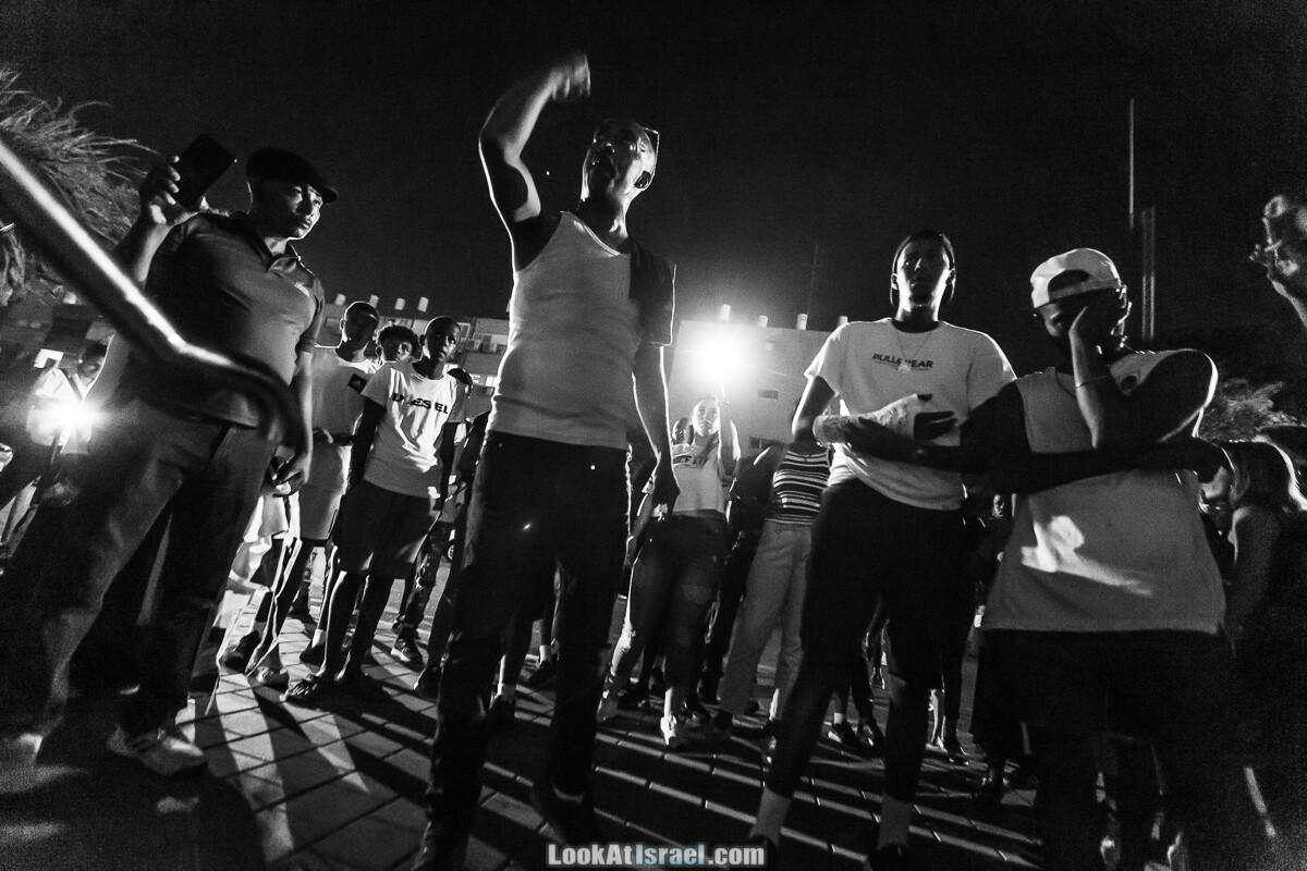 Эфиопские протесты - взгляд изнутри и как это устроено | LookAtIsrael.com - Фото путешествия по Израилю