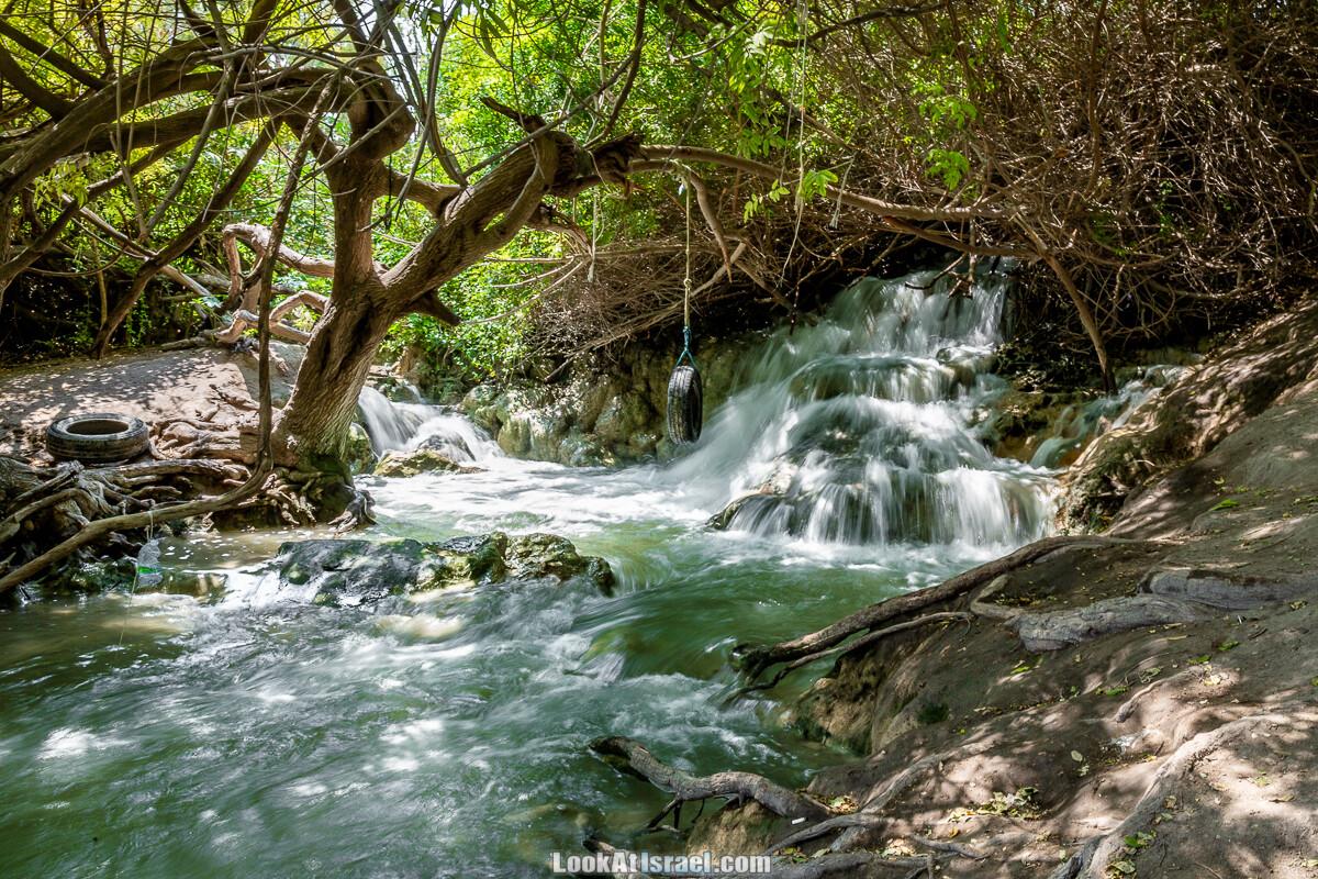 READY | Белые Водопады жаркой долины
