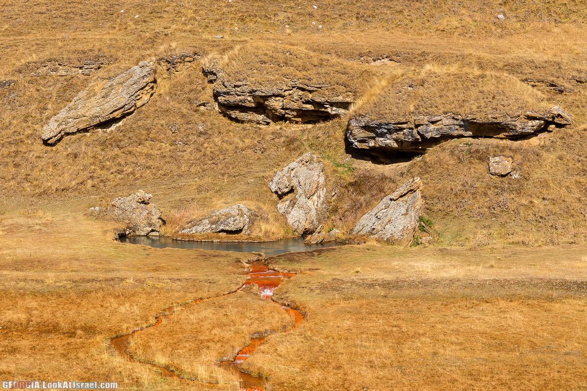 Путешествие на джипе по Грузии. Ущелья Хада, Трусо и Казбеги | LookAtIsrael.com - Фото путешествия по Израилю