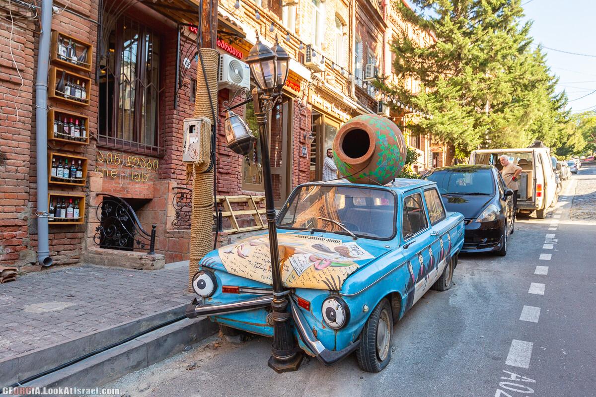 Тбилиси для продвинутых туристов