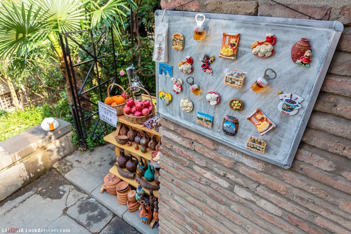 На задворках Тбилиси   LookAtIsrael.com - Фото путешествия по Израилю