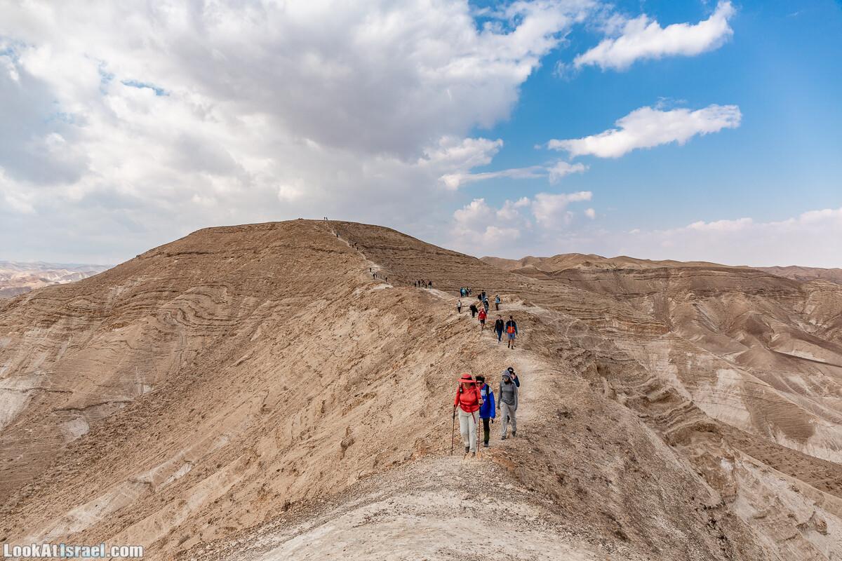 Поход по ущельям Тор и Самар, карболет, Мацок а-Этеким | נחל טור וסמר, כתף טור, מצוק העתקים | LookAtIsrael.com - Фото путешествия по Израилю