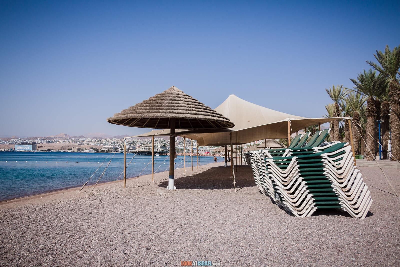 Карантин в Эйлате, пустой город | Lockdown in Eilat | סגר באילת