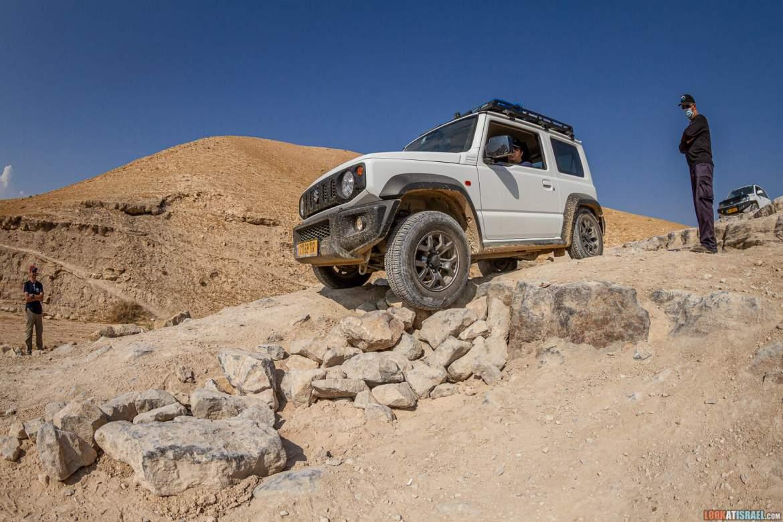 Путешествие по Иудейской пустыне на внедорожниках | LookAtIsrael.com - Фото путешествия по Израилю