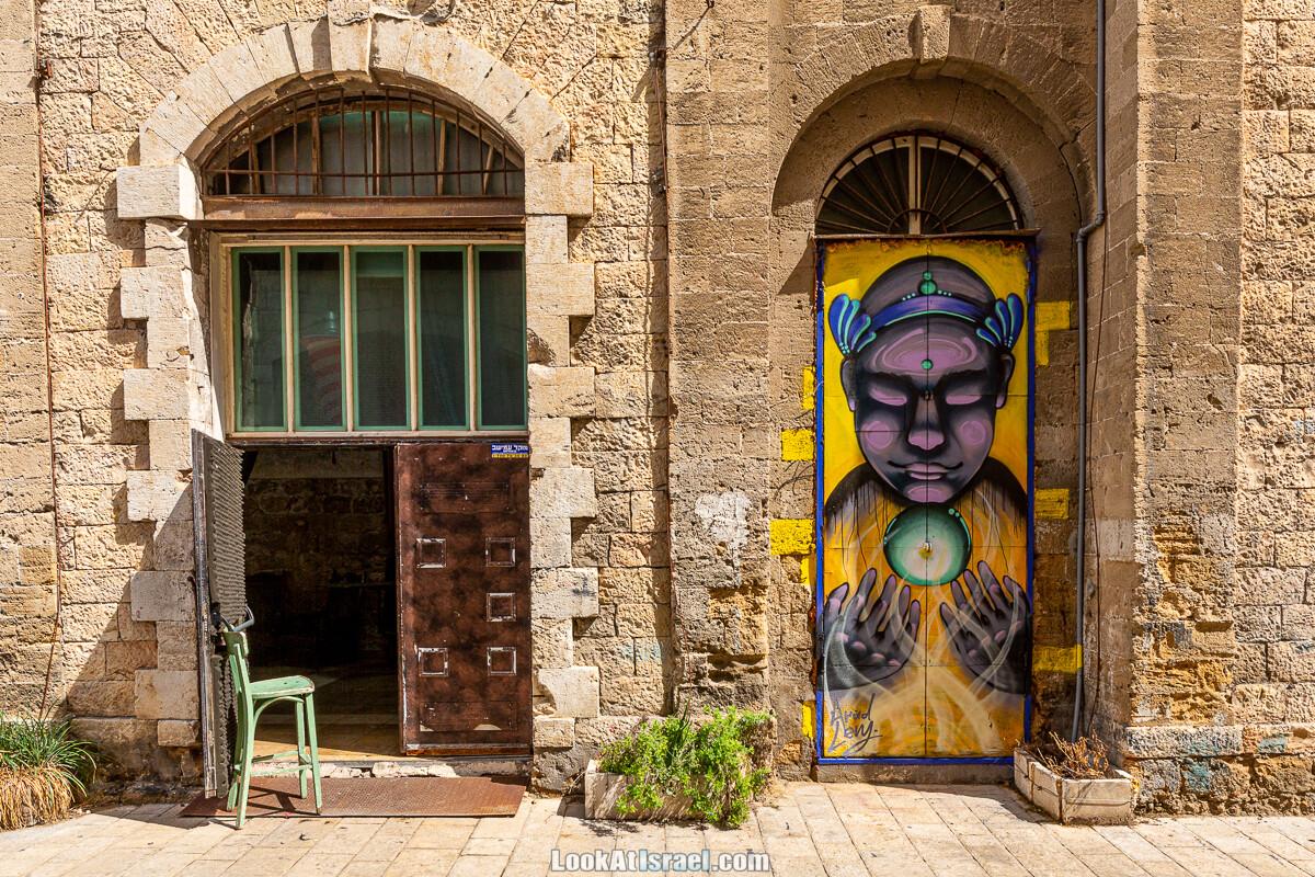 ___8 Граффити Тель Авива