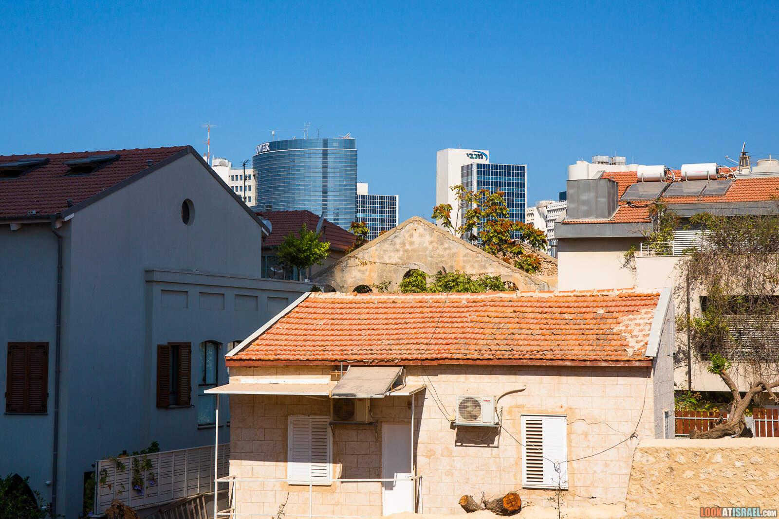 Архитектура Тель Авива | LookAtIsrael.com - Фото путешествия по Израилю