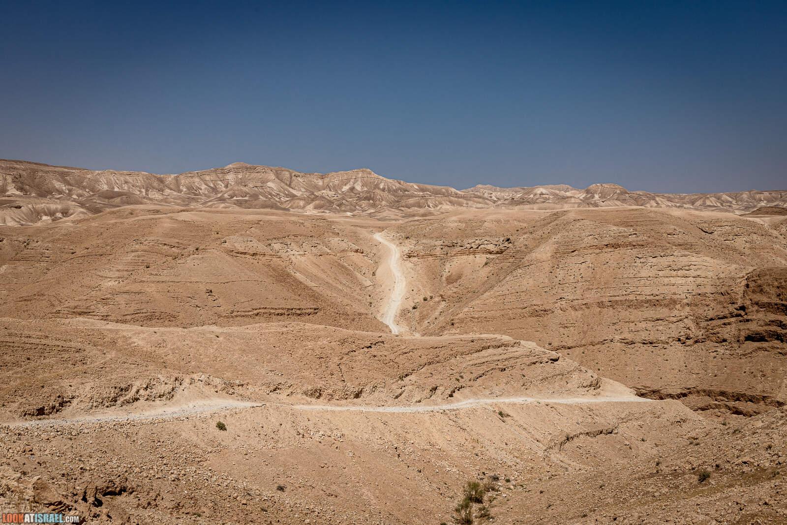 На джипах по Иудейской пустыне | LookAtIsrael.com - Фото путешествия по Израилю