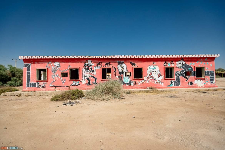 Галерея Минус -430 на Мертвом море | LookAtIsrael.com - Фото путешествия по Израилю
