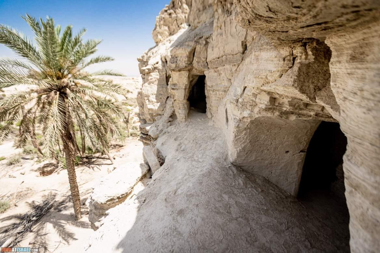 Монашеские кельи монастыря Святого Герасима | LookAtIsrael.com - Фото путешествия по Израилю