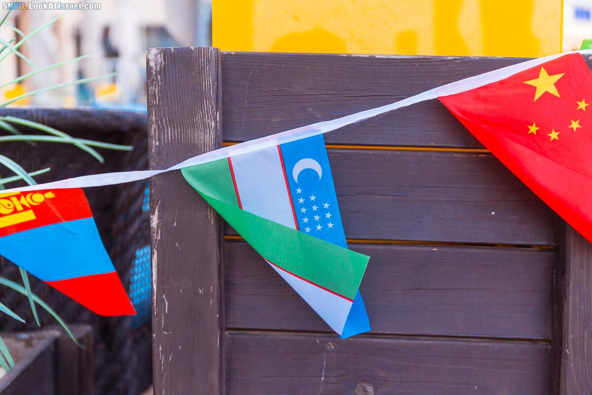 Израильская тропа, участок 15-2 Апполония (Арсуф) - Порт Тель-Авива | Israel National Trail | שביל ישראל, קטע 15-2 ארסוף נמל תל אביב | shvil.LookAtIsrael.com - Фото путешествия по Израилю