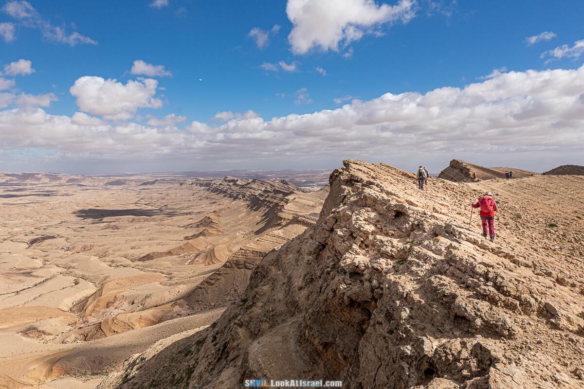 Тропа Израиля, участок 32: Гора Карболет