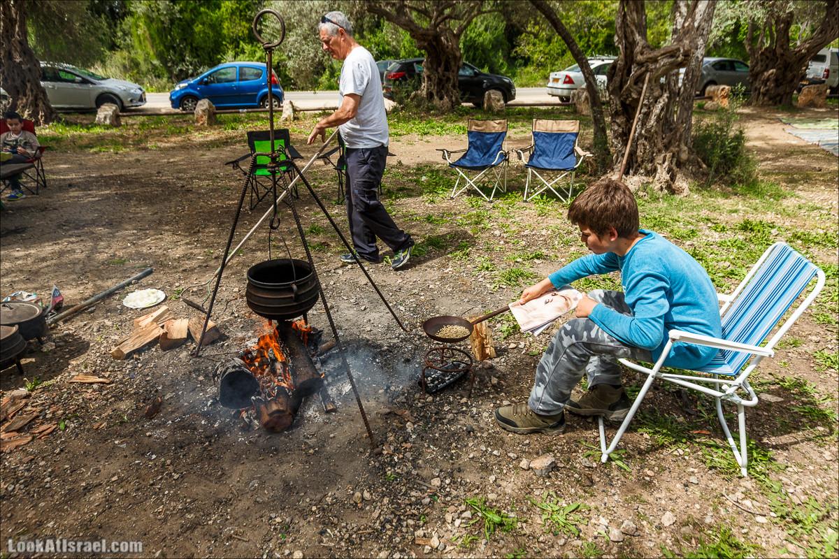 Курс 4x4 - полевая кухня для тех, кто любит путешествовать   LookAtIsrael.com - Фото путешествия по Израилю