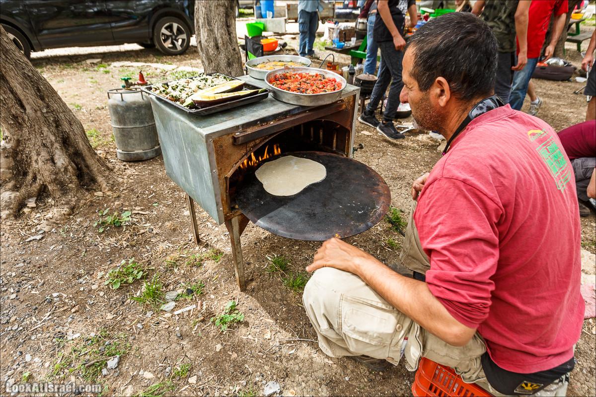 Курс 4x4 - полевая кухня для тех, кто любит путешествовать | LookAtIsrael.com - Фото путешествия по Израилю