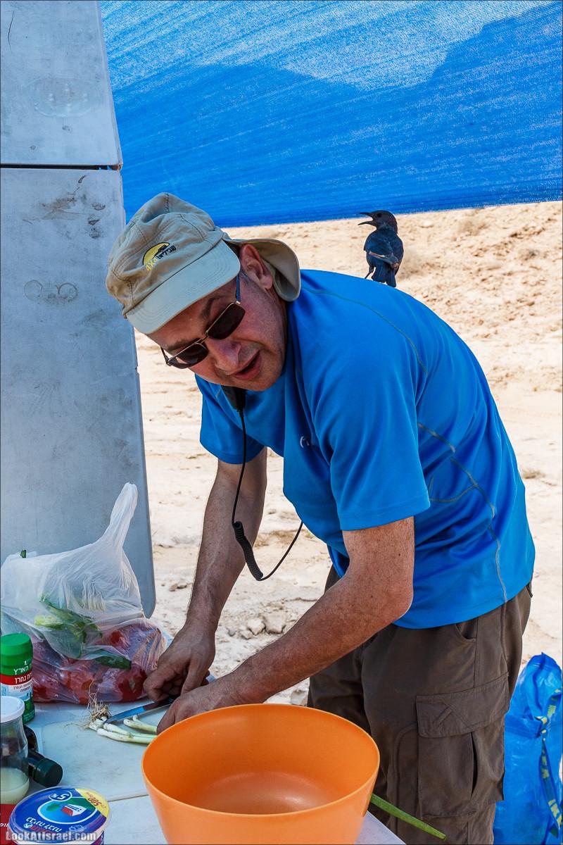 Курс вождения по бездорожью | Итоговый марафон - 2 дня в пустыне - Бескрайняя пустыня и гора Комот | LookAtIsrael.com - Фото путешествия по Израилю