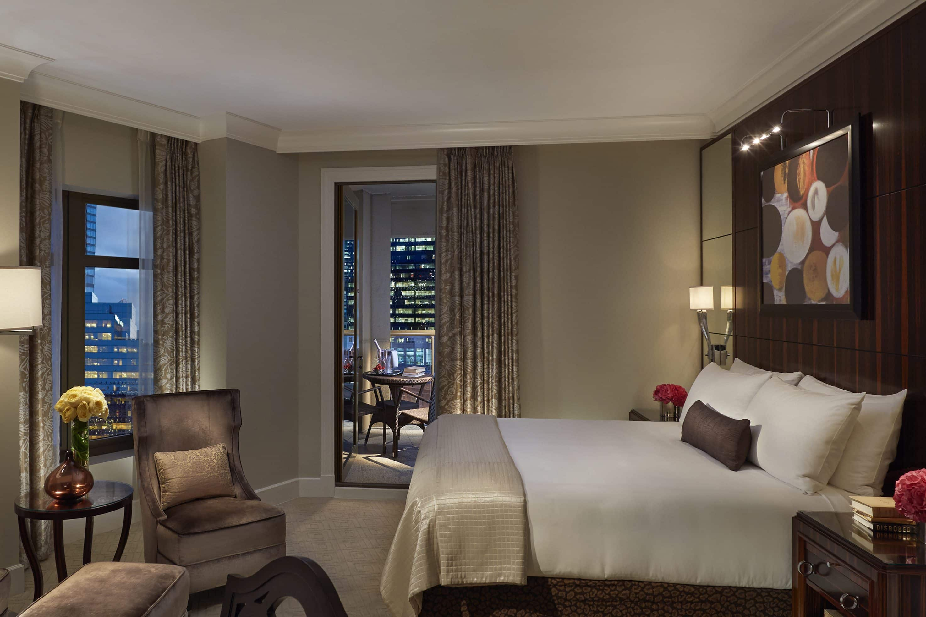 Luxury Accommodations In Buckhead  Mandarin Oriental Atlanta