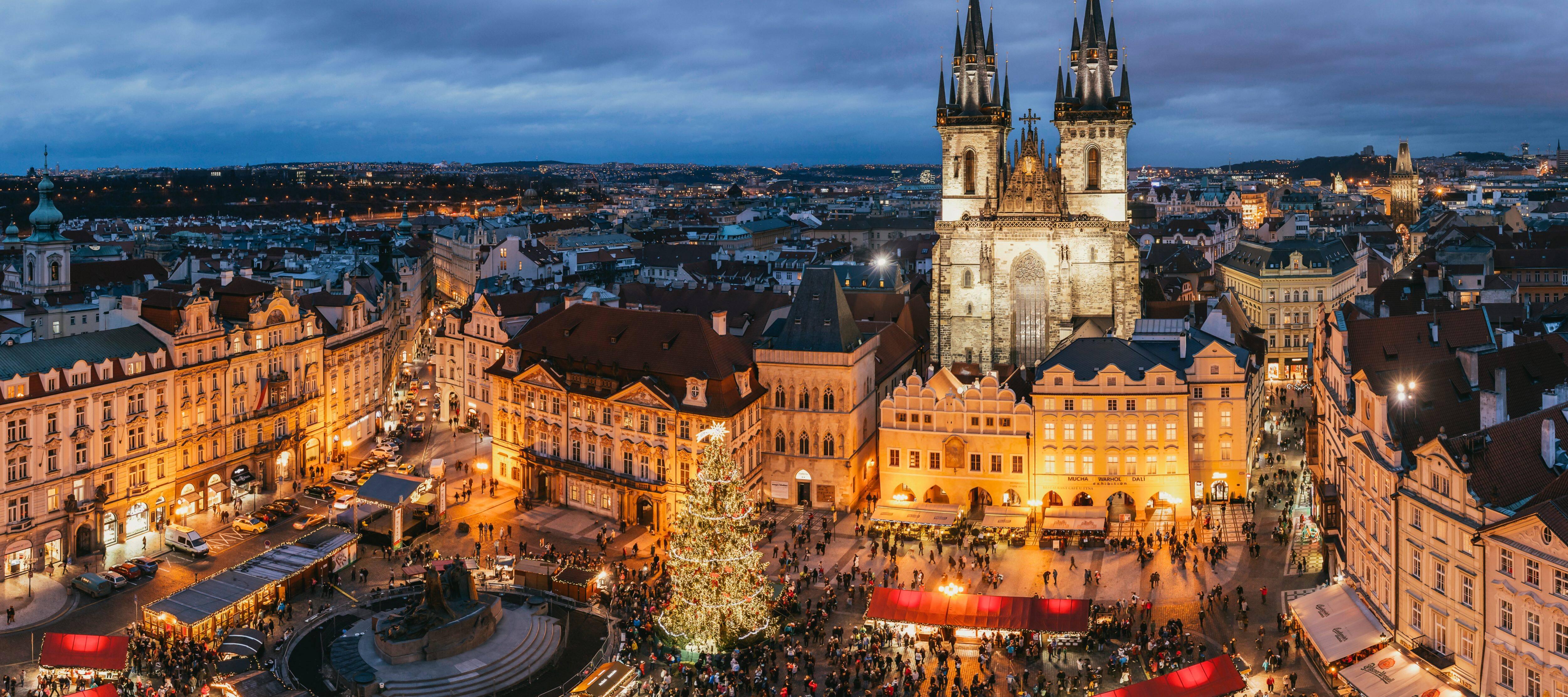 Prague Destination MO Christmas In Prague